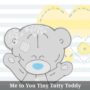 Tiny Tatty Teddy